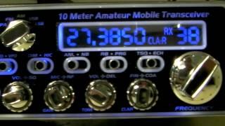 getlinkyoutube.com-Stryker SR-955HP SSB 10 Meter Export Radio