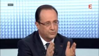 getlinkyoutube.com-François Hollande - Alexandre Astier (Montage/Parodie Interview 2013 - Kaamelott)