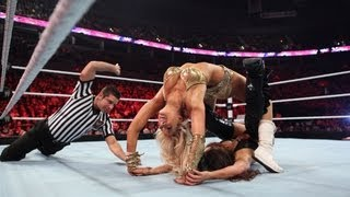 getlinkyoutube.com-Raw: Kelly Kelly vs. Nikki Bella