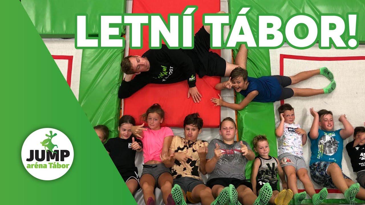 Letní Příměstský Tábor - Jump aréna Tábor