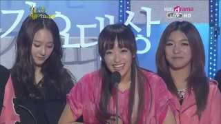 getlinkyoutube.com-130131 f(x) won Bonsang Award (@Seoul Music Awards)
