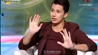 getlinkyoutube.com-عمرو جمال   ميسي أحرجني بتواضعه لما جالي و سلم عليا   كورابيا