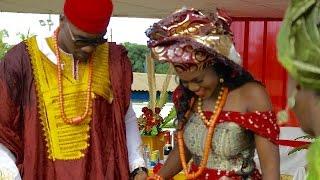getlinkyoutube.com-Ghana Nigeria Traditional Engagement