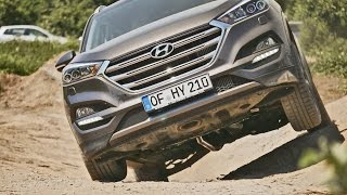 getlinkyoutube.com-2016 Hyundai Tucson OFFROAD Review