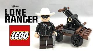 getlinkyoutube.com-LEGO Lone Ranger Pump Car polybag review! 30260!