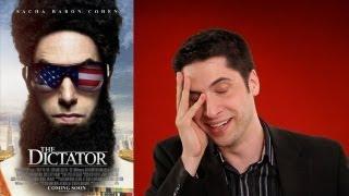getlinkyoutube.com-The Dictator movie review