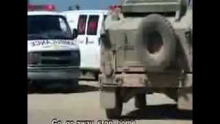 getlinkyoutube.com-Pregnant Palestinian Women suffering at israel checkpoint