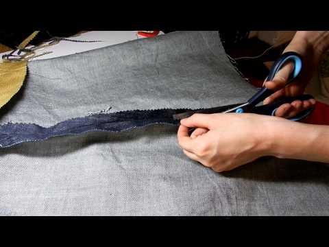 Obrezovanje robov 2.del
