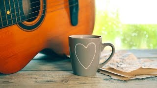 getlinkyoutube.com-Morning Guitar Instrumental Music to Wake Up Without Coffee