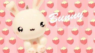 getlinkyoutube.com-◕‿◕ Cute Bunny! Kawaii Friday 97 - Tutorial in Polymer clay!