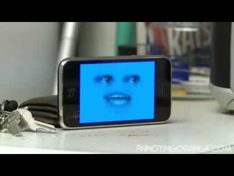 Annoying Orange: Ep.3 -- Apple iPhone