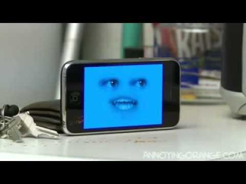 Annoying Orange: Ep.3 -- Apple iPhone