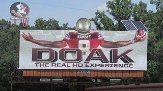 Seminoles New Football Billboard
