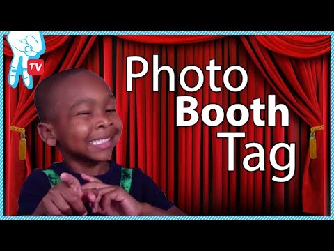 Photo Booth Tag  - Crazy I Say Ep 79
