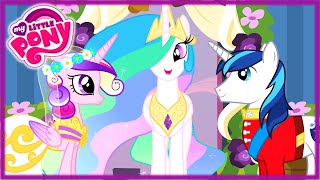 getlinkyoutube.com-💫 My Little Pony Friendship is Magic A Canterlot Wedding App Game for Children