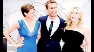 getlinkyoutube.com-Shailene Woodley & Theo James ♥ SHEO ♥ Is this love? :)