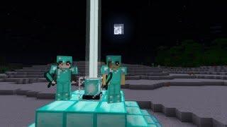 getlinkyoutube.com-Czas wyruszyć w nieznane! - Niezapominajka i MaryKateAn vs Minecraft 1.4 :)