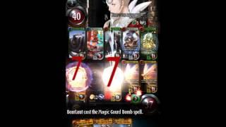 getlinkyoutube.com-[Mabinogi Duel] Infinite Phoenix Deck Test