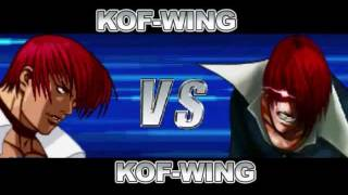 getlinkyoutube.com-KOF wing1.7 - Crazy combos
