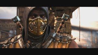 "getlinkyoutube.com-Mortal Kombat X – Scorpion Fatalities ""Fatality"""