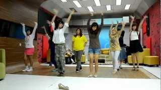 SOICD Rehearse The Boys @detiktv