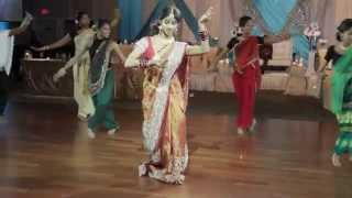 getlinkyoutube.com-Tamil wedding Dance, Toronto, May 16, 2015