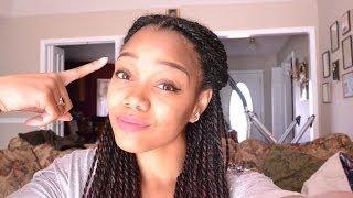 getlinkyoutube.com-Tutorial: How I Do My Senegalese Twists