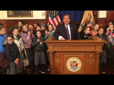 Gov. Christie - I'll campaign for the Republican gubernatorial nominee if they ask me