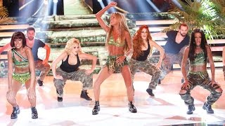getlinkyoutube.com-Sweet California imita a Destiny's Child en 'Tu cara me suena'