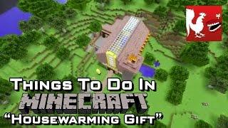 getlinkyoutube.com-Things to Do In Minecraft – Housewarming Gift