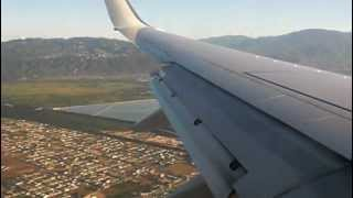 getlinkyoutube.com-Caribbean Airlines Emergency descent and Landing!!