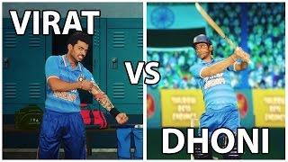 getlinkyoutube.com-Virat Kohli Vs MS Dhoni Rap Battle   Shudh Desi Raps