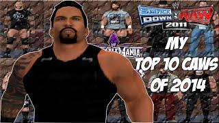 getlinkyoutube.com-WWE SVR 11 MY TOP 10 CAWS OF 2014 PS2