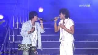 getlinkyoutube.com-MC the Max,박효신  사랑의 時 20040807