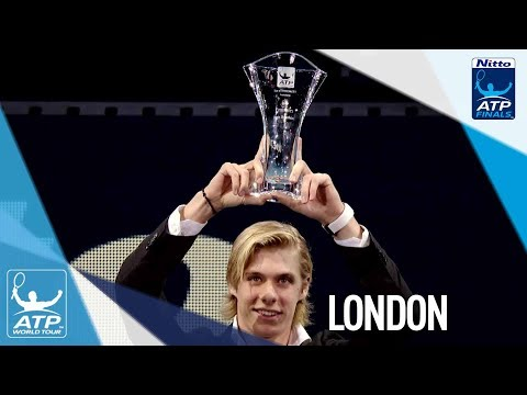 Shapovalov`s Day At The O2 Nitto ATP Finals 2017