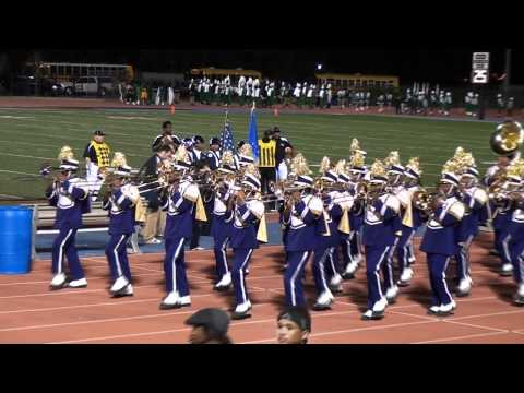 New Orleans High School Marching Bands 2011 - 2012 Video 7 of 7