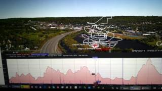 getlinkyoutube.com-Taranis GPS logger and Google Earth