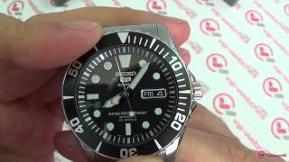 getlinkyoutube.com-Seiko 5 - Sport Automatic SNZF17K1
