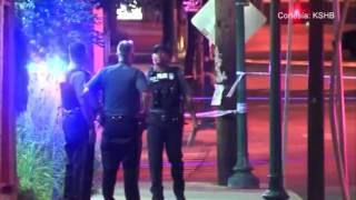 Tres hombres son los responsables de robar y disparar a una mujer en Westport