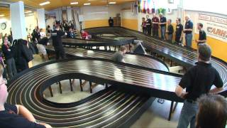 getlinkyoutube.com-Slot car racing European Championship Finals, Helsinki