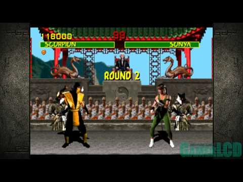 Mortal Kombat Arcade Kollection PC Review