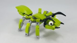 getlinkyoutube.com-ANT | How To Build/Instructions | LEGO MOC
