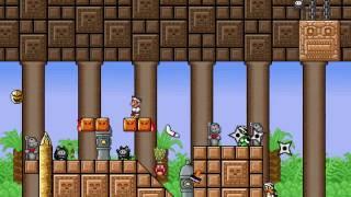 Super Mario Bros. X (SMBX) playthrough - SMBX Trhought Time [P9]
