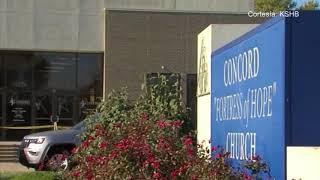 Personal de mantenimiento fué acusado de robo y vandalismo en una iglesia de Kansas