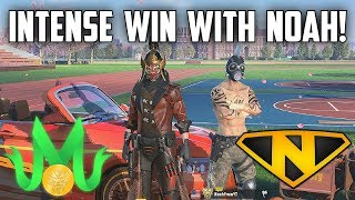WINNING DUOS w/NoahFromYoutube! - Rules of Survival