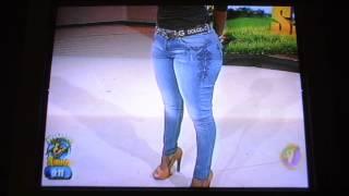 getlinkyoutube.com-Jane Michelle Talks Jeans on TVJ Weekend Smile