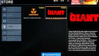 getlinkyoutube.com-How to Download The Giant & NUK3TOWN on PS4! | Black Ops 3 (Updated)