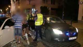getlinkyoutube.com-BMW M3 - Frog - ucieczka przed Policją z reporterami TV