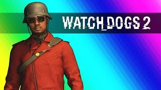 getlinkyoutube.com-Watch Dogs 2 Gameplay - Epic Pranks with Wildcat!
