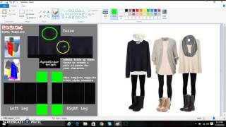 getlinkyoutube.com-How to make clothes on roblox 2015-2016